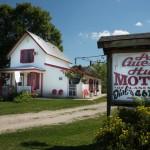 A Guest Hus motel in Lanesboro, MN