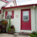 Front Entrance | A Guest Hus | Lanesboro, MN