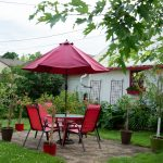 Patio | A Guest Hus | Lanesboro, MN