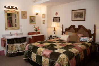 The Rose Room | A Guest Hus | Lanesboro, MN