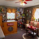A Guest Hus | Lanesboro, MN | Office